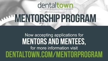 Dental Town Launches a Mentorship Program