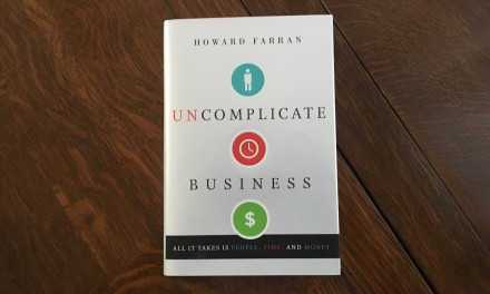Uncomplicated Business: a Book Review