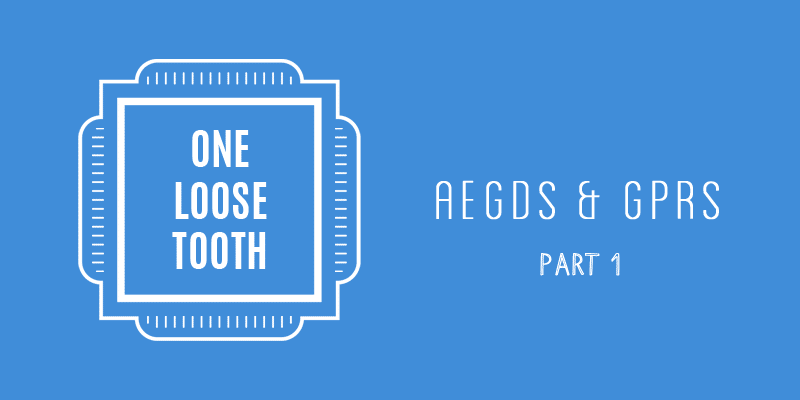 AEGDs and GPRs Podcast Episodes 1-3