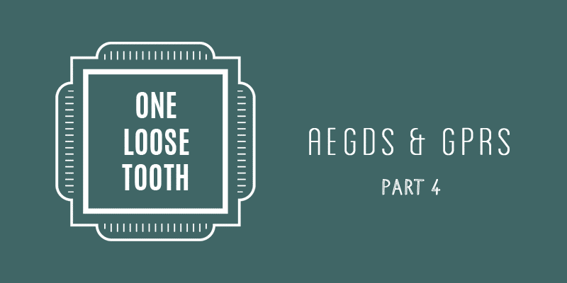 Richard Low on AEGDs and The Shared Practices Podcast