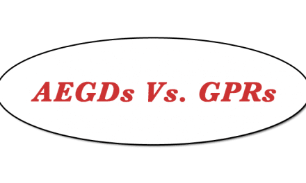 What is the Difference Between an AEGD and a GPR?