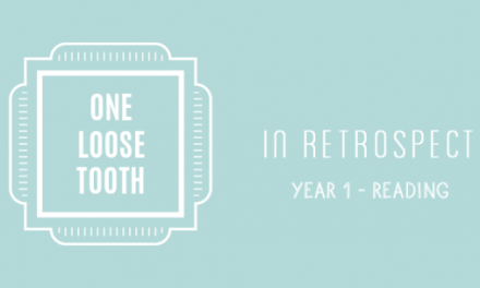 A Reading of In Retrospect Volume 1